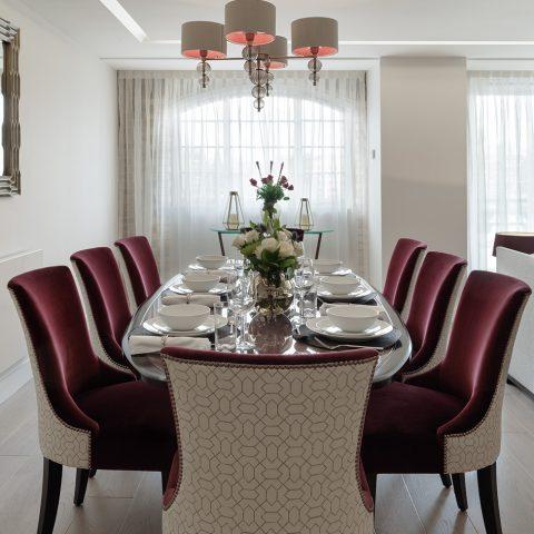 Riverside London apartment, Butlers Wharf