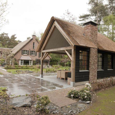 Renovatie cottage woning