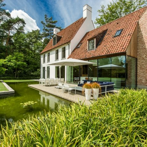 Exclusive garden furniture project B in the Kempen
