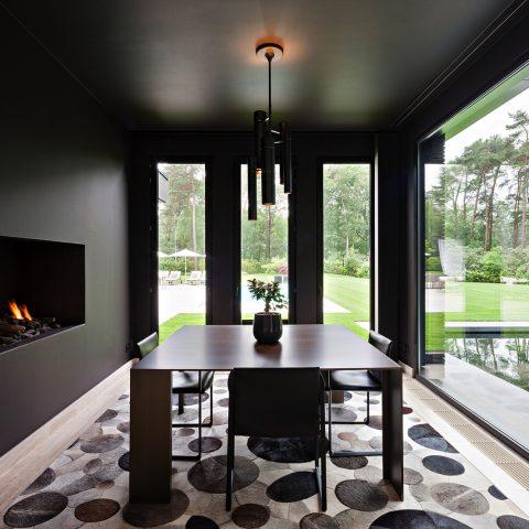 Exclusief schilderwerk moderne villa