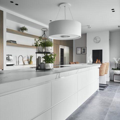 Modern keuken design
