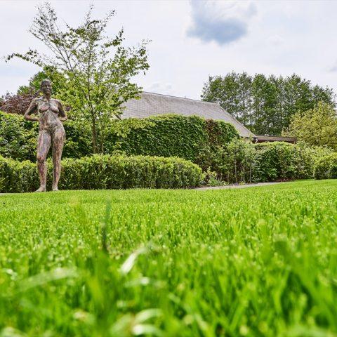 Landelijke tuin Herselt