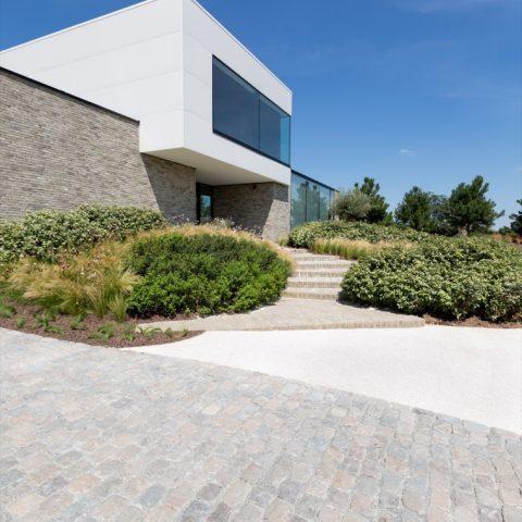Exclusieve villa tuin in Herselt