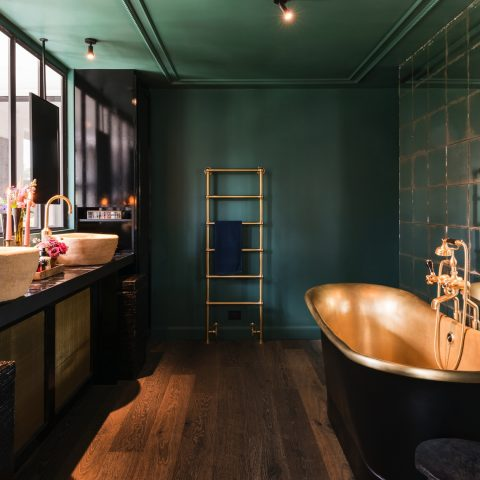 Project Frederiek van Pamel i.s.m. Taps & Baths