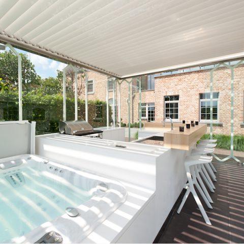 Pool House Genk
