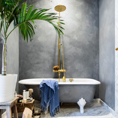 Pure & Original Exclusieve badkamer in de kleur Oxford Blue