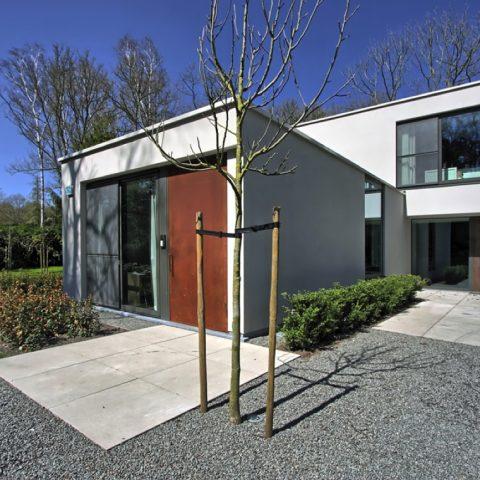 Moderne villa Schoten