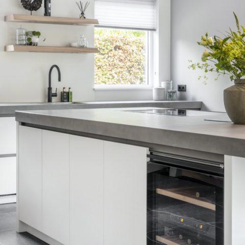 Binnenkijken in een Tieleman-keuken te Oostvoorne