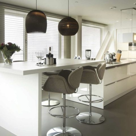 Duitse keukens: de moderne woonkeuken
