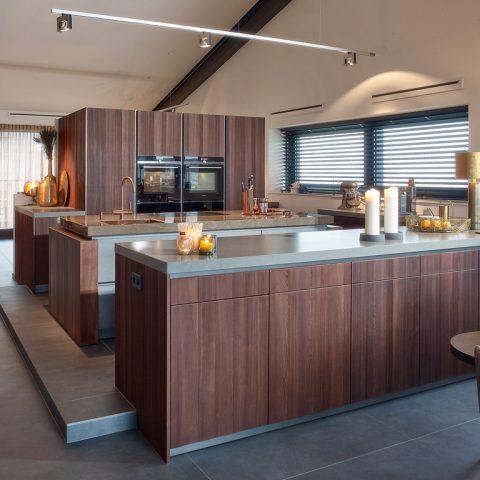 Prachtige high-end keuken in Rotterdam