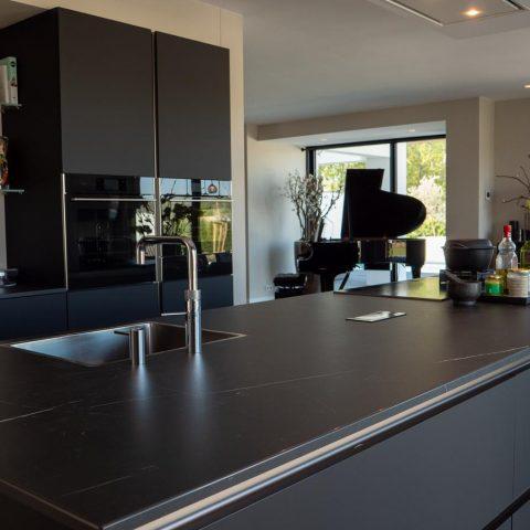 Tieleman-keuken by Keller, Dekker, Atag, Wave en Quooker