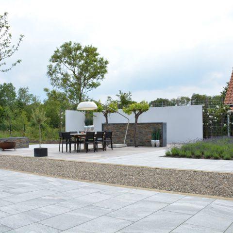 Royale Moderne Tuin