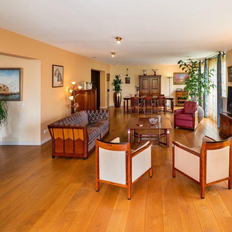 Exclusief interieur met Schuitema meubels