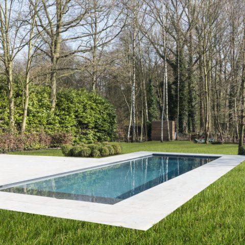 Modern zwembad