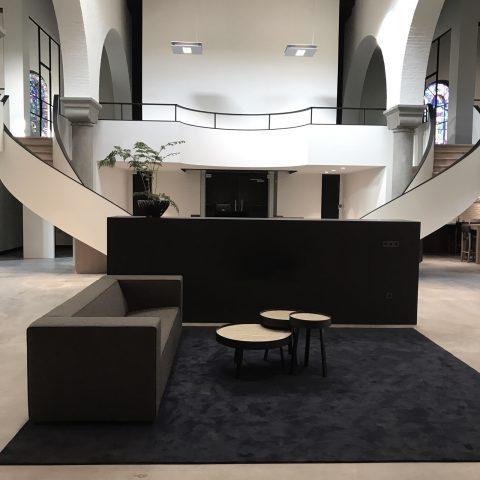 Van kerk tot kantoor