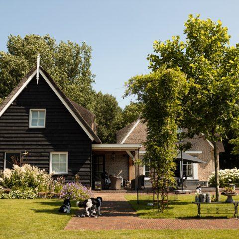 Riante landelijke villa in Heerjansdam