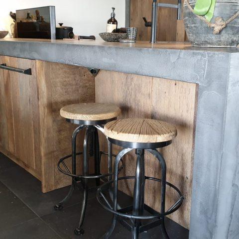 Grezzo concrete : antraciet classic