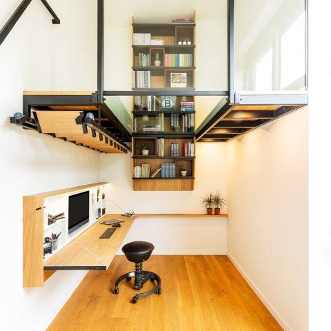 Mezzanine penthouse Antwerpen