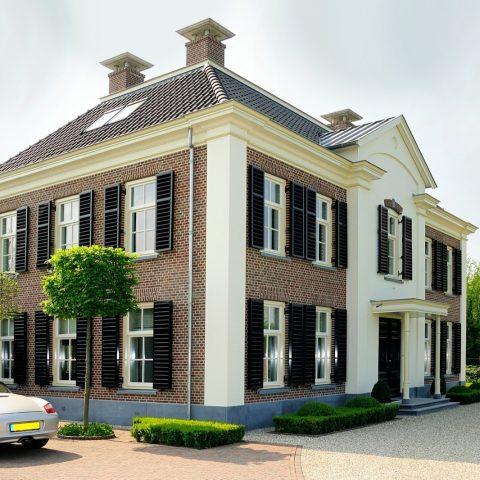 Luxe villa in Duiven met Belgisch hardstenen bouwelementen
