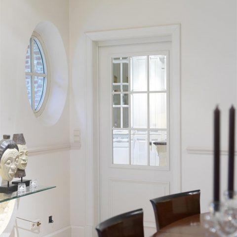 Klassieke binnendeuren project Linden