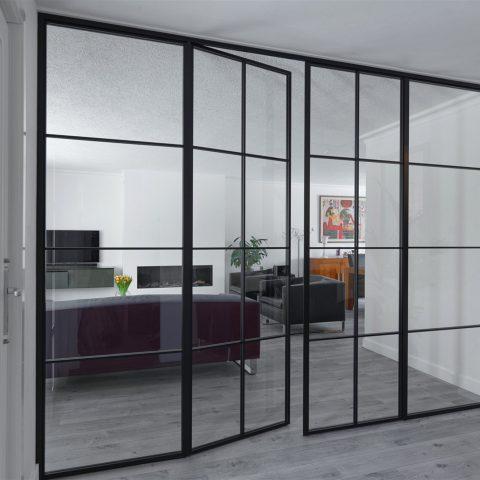 Stijlvolle binnendeuren project Weelde