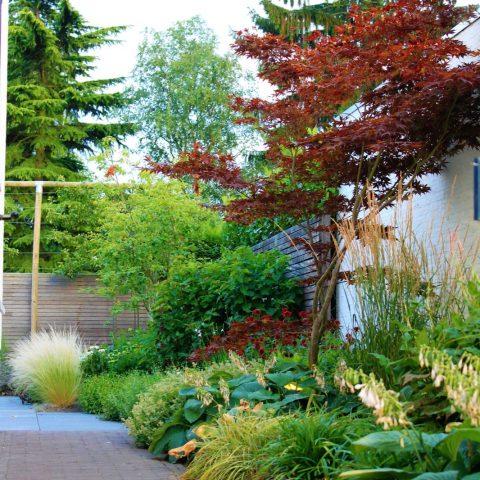 Sfeervol tuin design