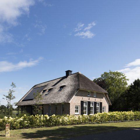 Luxe woonboerderij