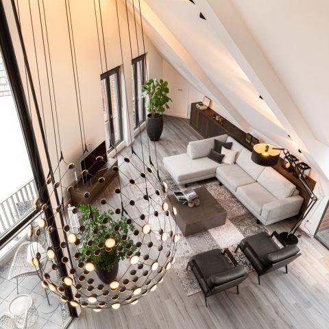 Penthouse in Schoonhoven