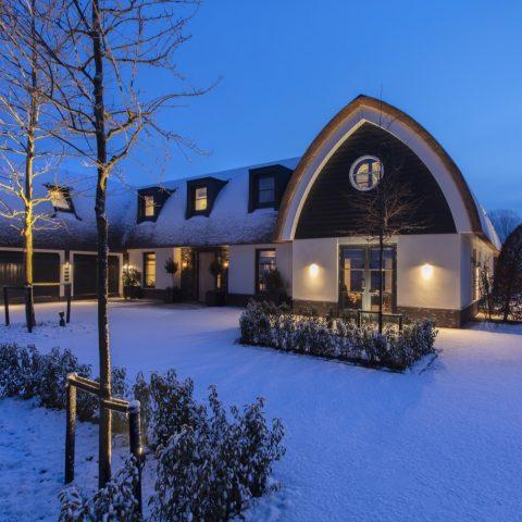 Klassieke villatuin nabij Utrechtse Heuvelrug