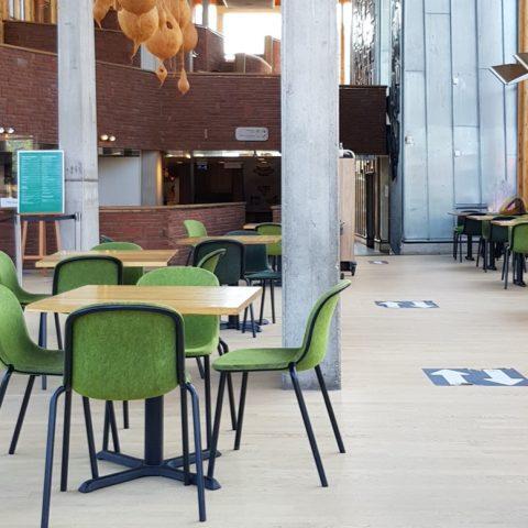 Artis Restaurant De Twee Cheetahs
