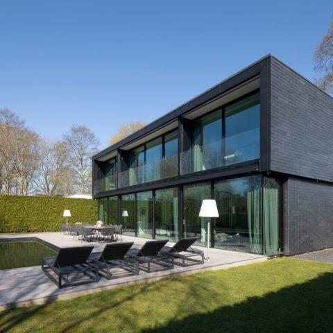 Prachtig eindresultaat villa Amsterdam