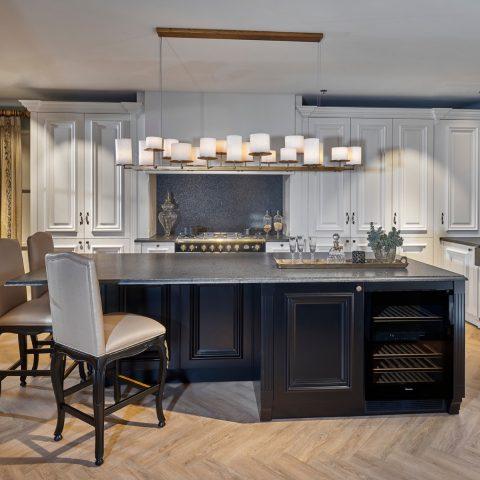 Tieleman-Maison Sucre keuken: model Long Island en Fairmont