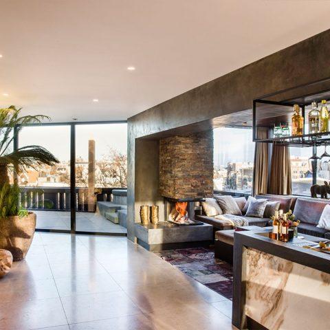 Amsterdam Penthouse