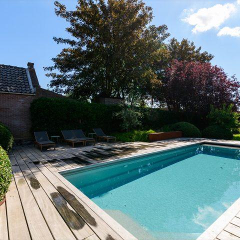 Een gevoel van échte luxe in je tuin!