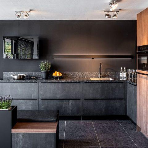 Zwarte keukens | Keukentrend van dit moment