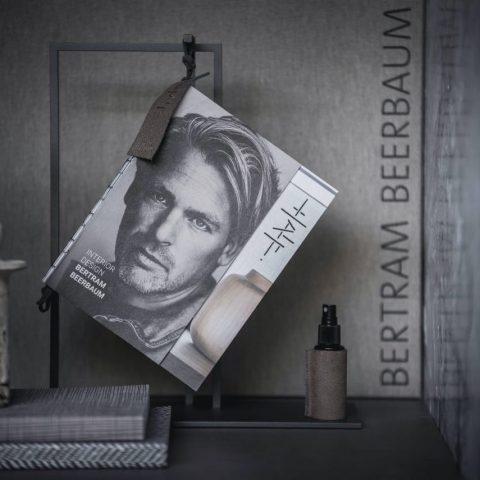Bertram Beerbaum, één van Nederlands toonaangevende designers, lanceert zijn eerste interieur designboek