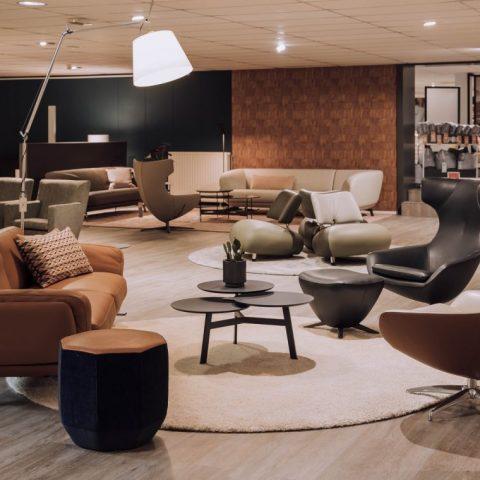 Leolux studio in Sittard