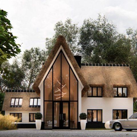 Renovatie villa Aerdenhout