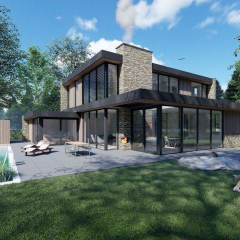 Exclusieve villa Noordwijk i.s.m. Bongers Architecten