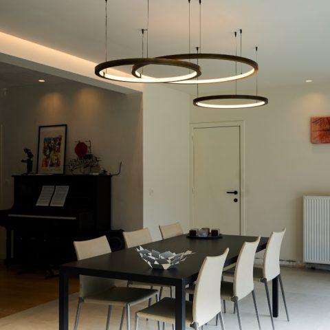 Design verlichting in het mooie Brasschaat