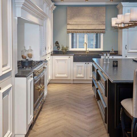 Maison Sucre keuken: model Long Island en Fairmont