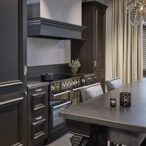 Maison Sucre keuken: model Aspen